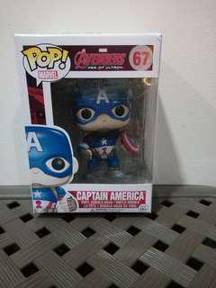 Funko Pop Captain America 67