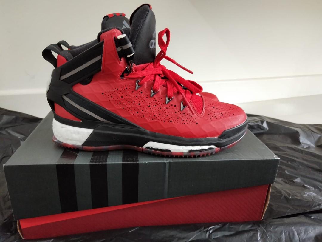 4c727752666c Adidas D Rose 6 basketball shoes