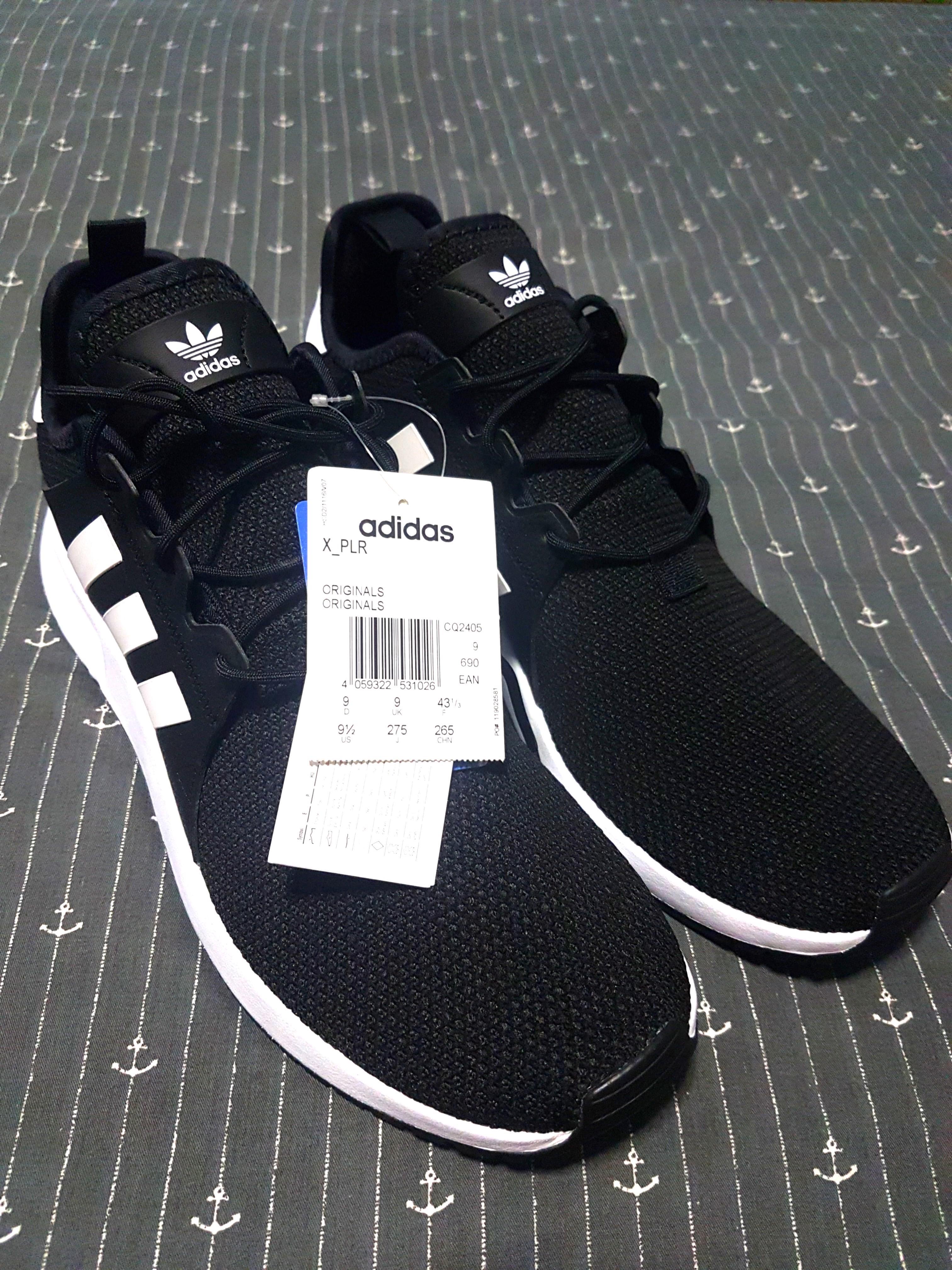 Adidas Originals X_PLR CORE BLACK, Men