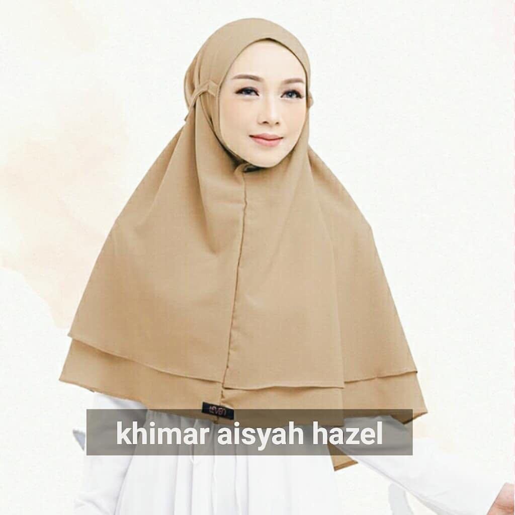 Aisyah Khimar Instan