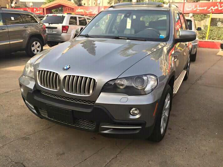 BMW now available