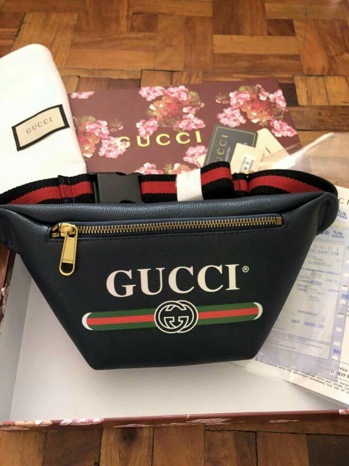 d4dce9086c Gucci beltbag, Women's Fashion, Bags & Wallets on Carousell