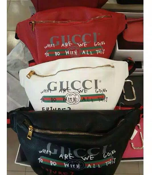 1be7feae1 Gucci Coco Capitan Logo Waist Beltbag Bumbag Flap 99% authentic on Carousell