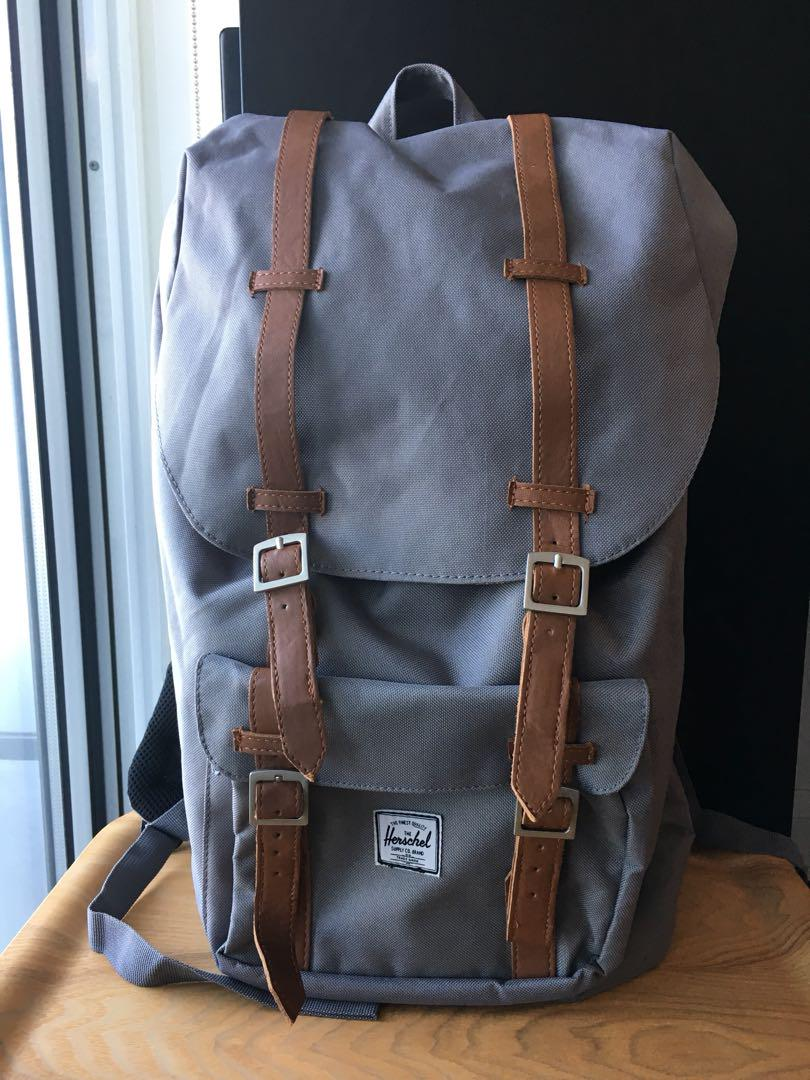 Herschel Little America backpack - Grey