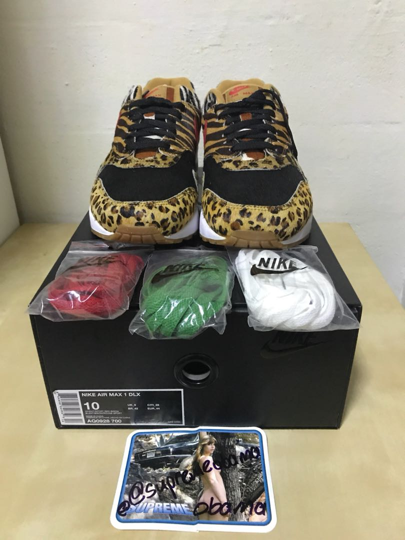 d40f367b9a nike air max atmos animal pack, Men's Fashion, Footwear, Sneakers on ...