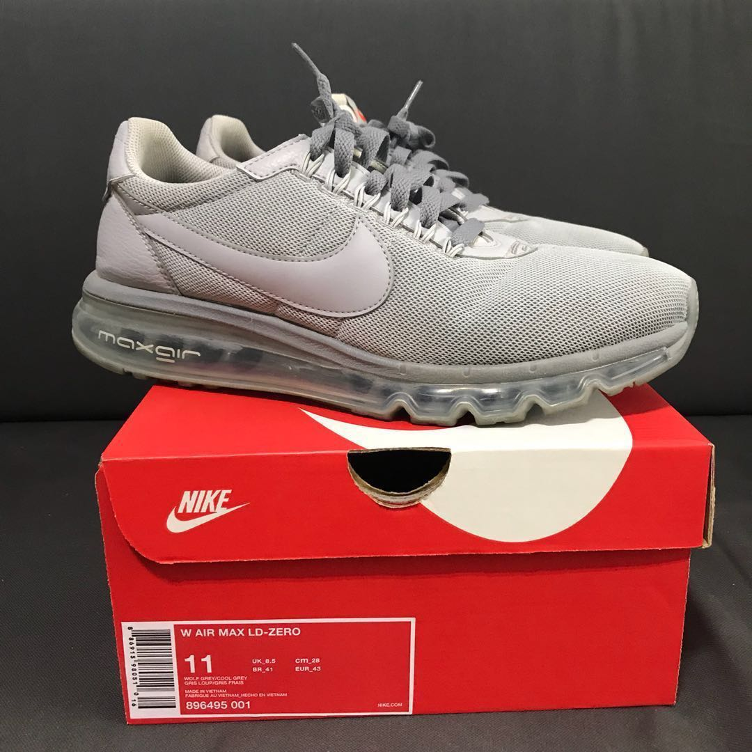 promo code 97d4e 841c7 Nike Air Max LD Zero, Men s Fashion, Footwear, Sneakers on Carousell