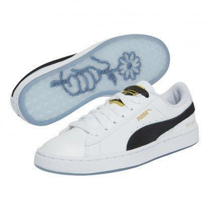14e9149f8298 PO  BTS X Puma Basket Patent Shoes