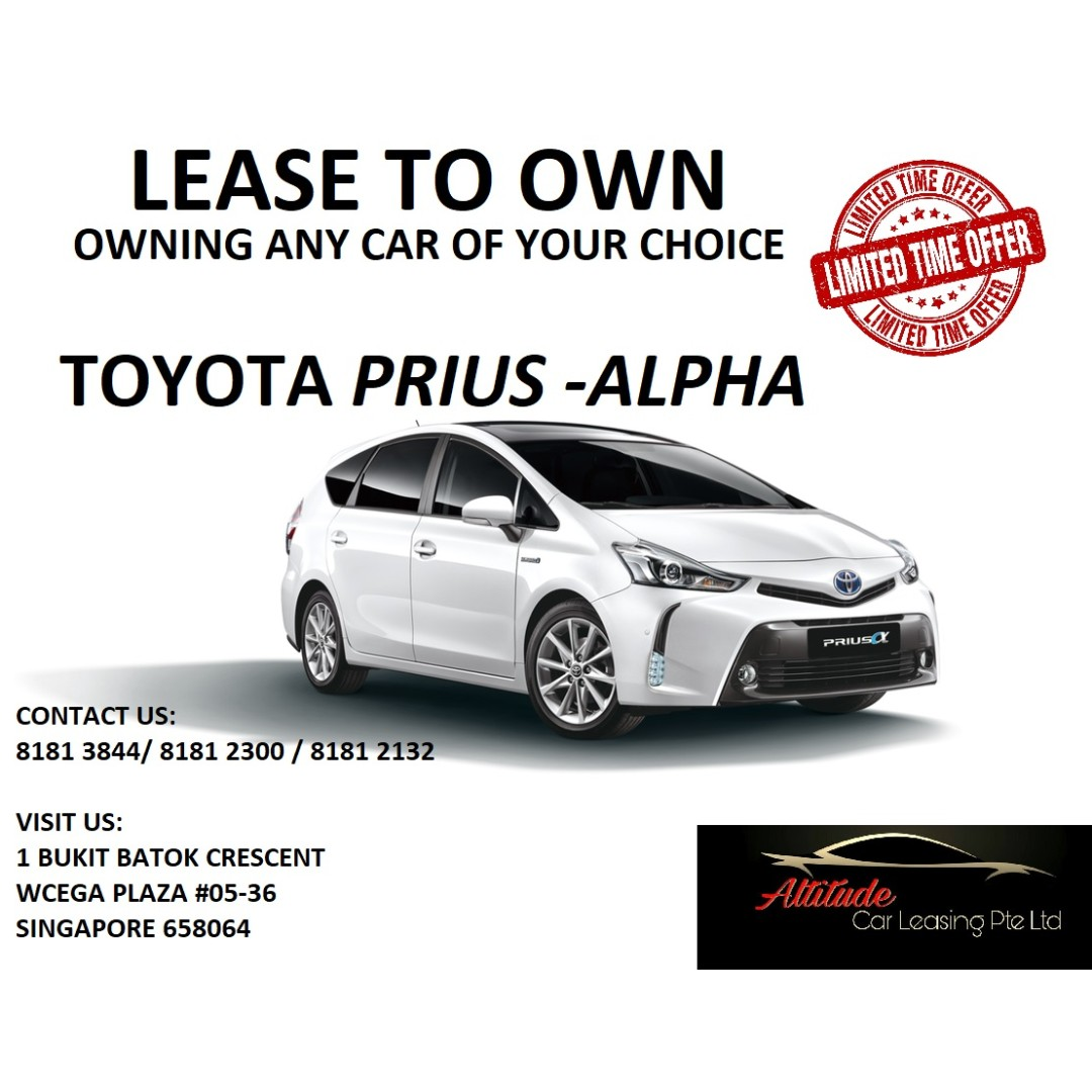 Toyota Prius Alpha, Bulletin Board, Announcements on Carousell