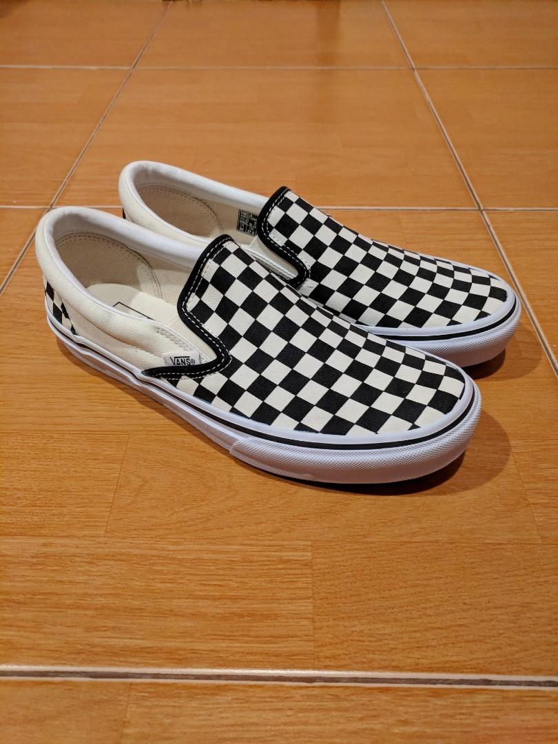 5251c8e01694 Vans Slip-on Checkerboard Japan Market