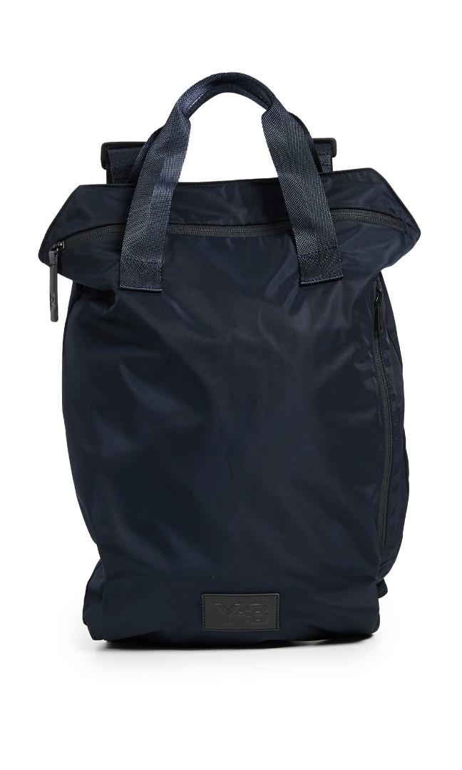 4846384ec0 Y3 Packable Backpack - Navy Blue