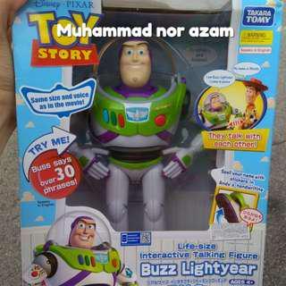 Toys story Original takara Tomy Woody and buzz