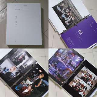 (wts) unsealed bts memories of 2017 dvd (mo2017)