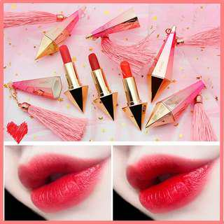 Novo lipstick matte velvet anti air tahan lama