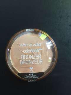 Wet n wild bronzer coloricon