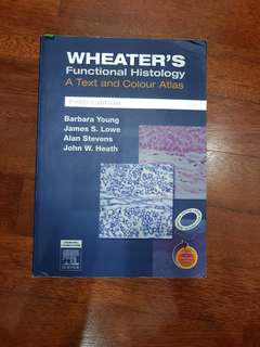 Wheater's Functional Histology (Atlas)
