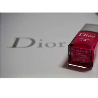 🚚 Dior 迪奧 Creoles 678 指甲油 Tester