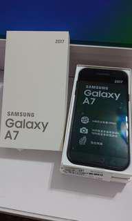 Galaxy 2017 A7 32g黑