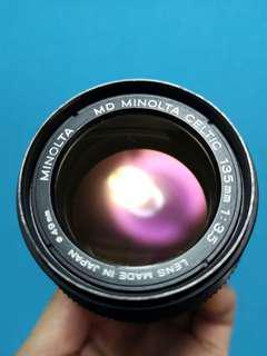 Minolta MD Celtic 135mm F3.5 #2