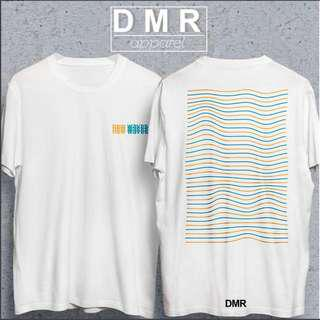 🚚 Graphic T-Shirt - New Waves