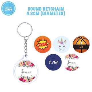 🚚 Childrens Day - Custom Print keychain