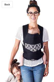 Baby Carrier - Petunia pickle bottom Moby double tie