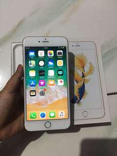 Iphone 6S Plus Gold fullset