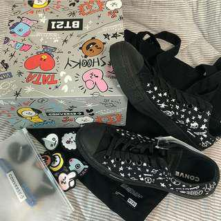 BT21 x Converse Sneakers Official