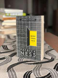 Patrick Ness - More Than This