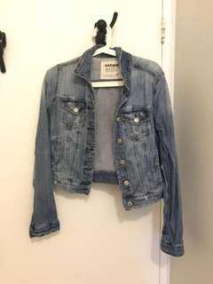 Denim jacket from Garage