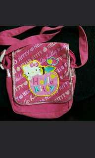 Hello Kitty小童斜孭袋