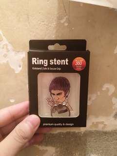 罕有李小龍電話指環扣