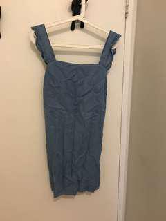 Tencel dress from Zara - never worn (tags are still on it) - size small