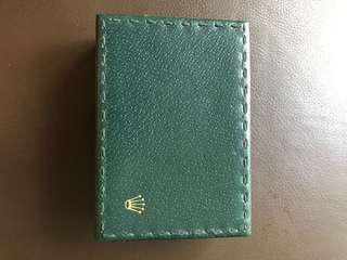 Vintage Rolex box