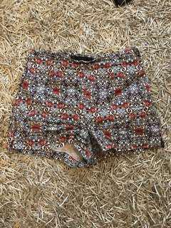 Zara shorts - size small