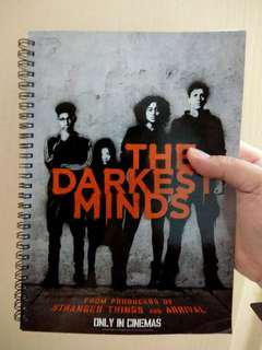 Limited & Rare The Darkest Minds Notebook Set (UP $60 Now $24)
