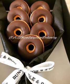 Donut bouquet VIRAL
