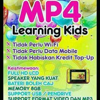 Mp4 Learning kids