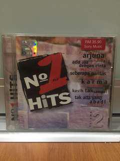 No 1 Hits cd