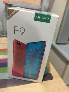 Oppo F9 Blue
