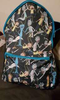 Rick and Morty small Backpack