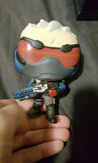 Soldier: 76 Overwatch Pop Funko
