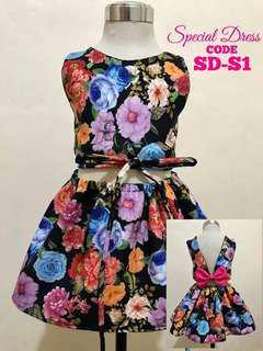SPECEAL DRESS SD S1