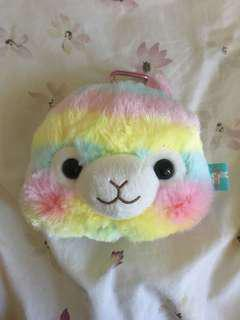 Alpacasso pass holder/pouch