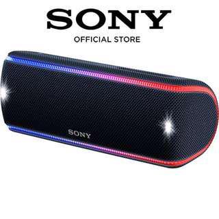 Sony portable Wireless Bluetooth Waterproof Speaker [100% Original] SRS-XB31