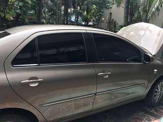 Toyota Vios 1.3 G automatic limited ed