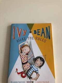 Ivy +Bean make the rules by Annie Barrows