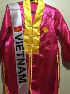 United Nation Costume  VIETNAM