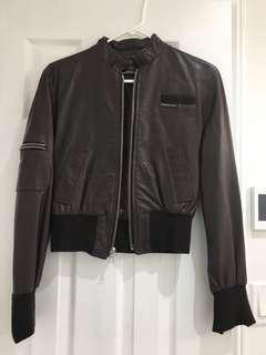 Members Only - Leather Jacket