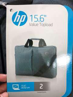 "HP laptop sling bag for 15"" laptops"