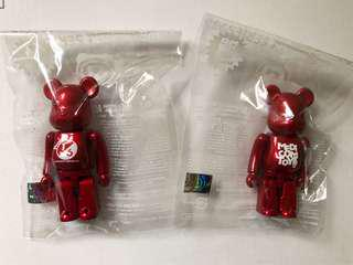 全新正版未開封 Series 34 Medicom toy & 1/6 100% Be@rbrick bearbrick